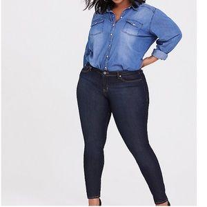 Torrid Jeans- size 20 regular